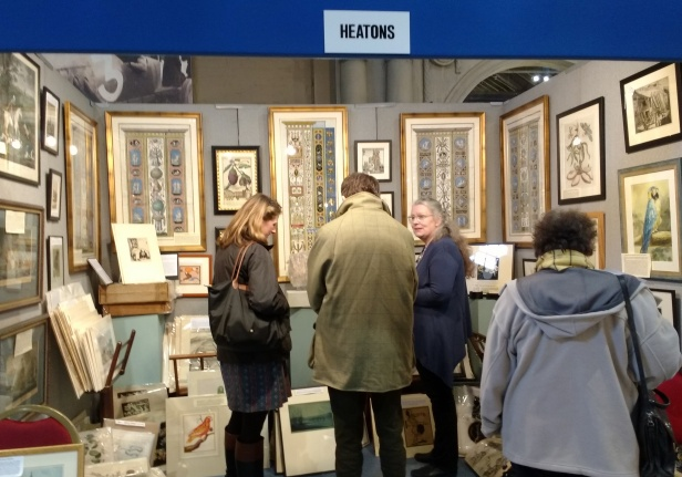 Heatons At Wilton House Antique Fair 2016