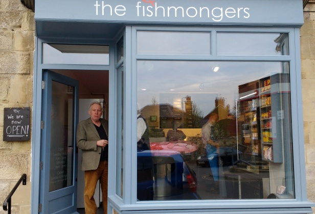 Fishmonger Now Open2 - Review Soon!