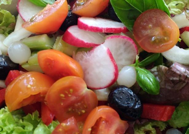 salad close up USE best