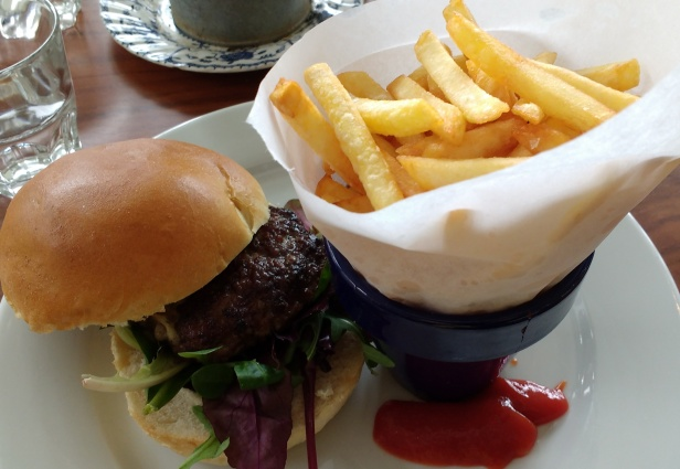 USE pytburger1