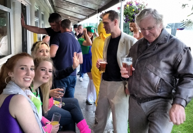 Tisbury Sports & Social Club Party Time 25th June 2016 (2)1