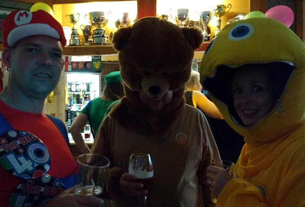 Tisbury Sports & Social Club Party Time 25th June 2016 (24)15