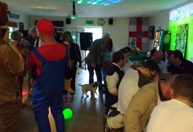 Tisbury Sports & Social Club Party Time 25th June 2016 (30)18