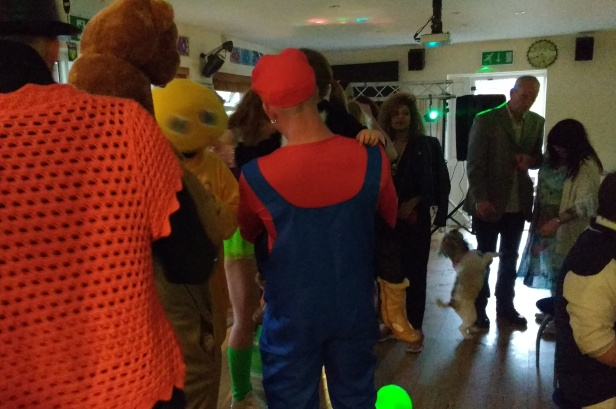 Tisbury Sports & Social Club Party Time 25th June 2016 (32)19