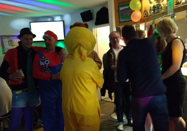 Tisbury Sports & Social Club Party Time 25th June 2016 (41)22