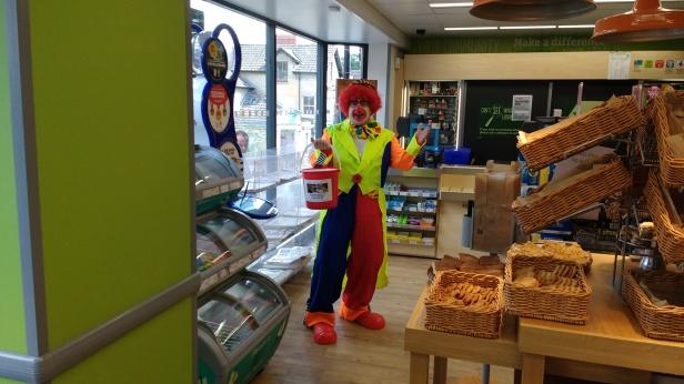 Co Op Charity Clown (6)